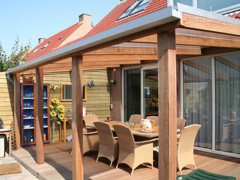 Pergola's veranda Martien van Zaal