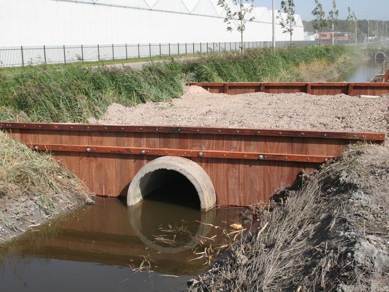 Damwanden Damwand Dam Martien van Zaal