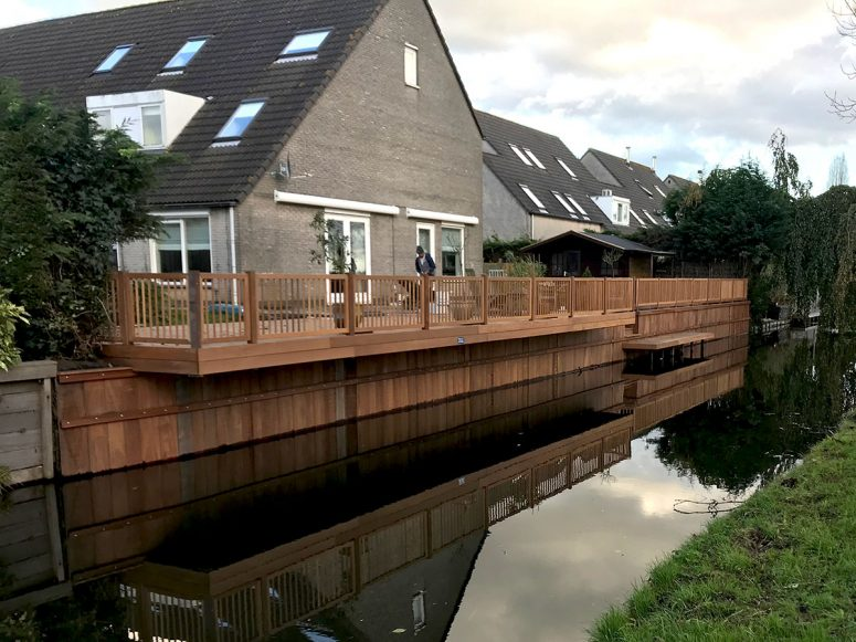 Damwand-vlonder-loopsteiger-Amstelveen-MartienvanZaal4