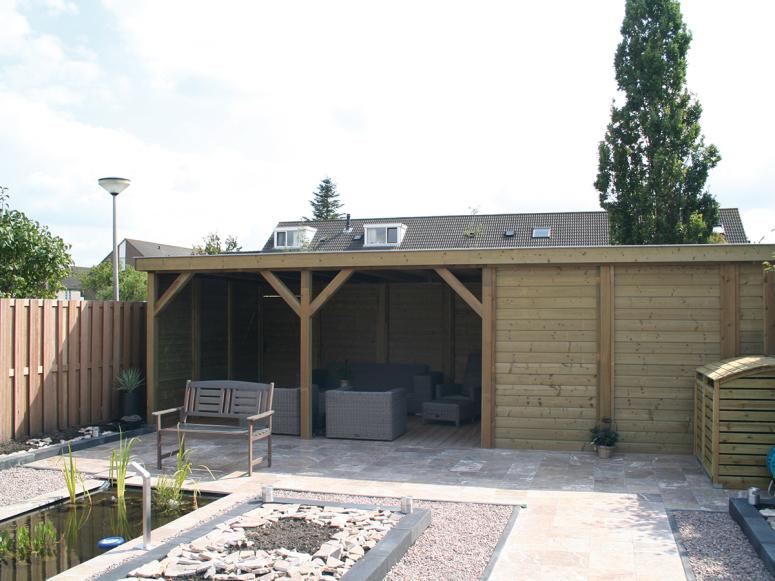 Pergola's pergola tuinhuisje Martien van Zaal