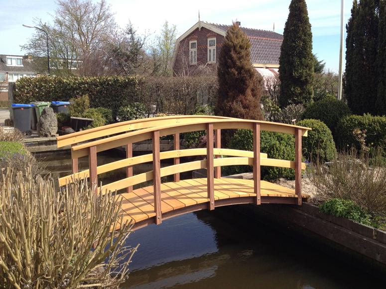 Bruggen brug Martien van Zaal