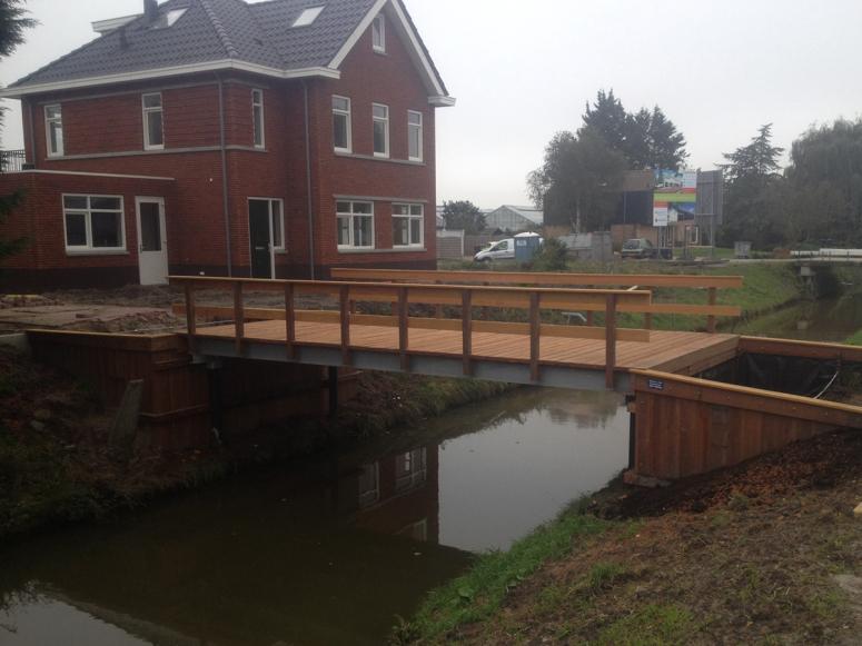 Bruggen brug Martien van Zaal Kudelstaart