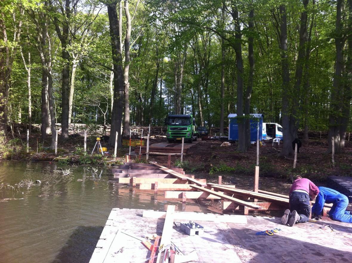 MartienvanZaal-Loopbrug-Bellewaerde-Belgie1