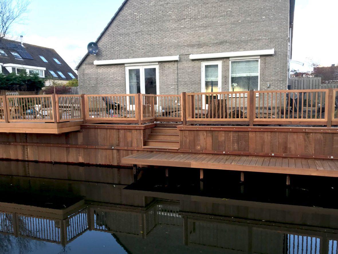 Damwand-vlonder-loopsteiger-Amstelveen-MartienvanZaal3